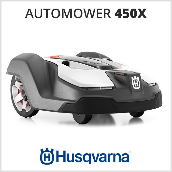 Robot tagliaerba HUSQVARNA AUTOMOWER 450X